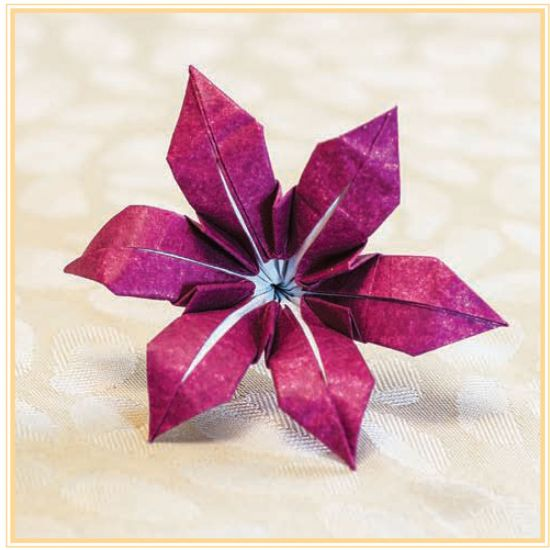 Paper art mastering origami flowers quarto knows blog how to make an origami lily mightylinksfo