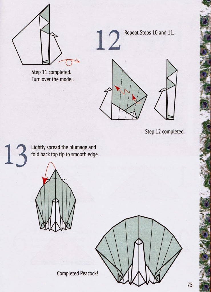How To Fold An Origami Turkey And Make A Thanksgiving Wreath Place Card Holders