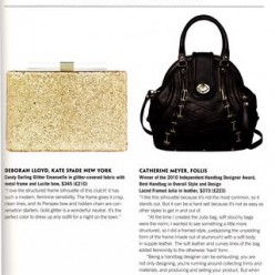 Purse Inspirations From The New Book Handbag Designer 101 Everything You Need To Know About