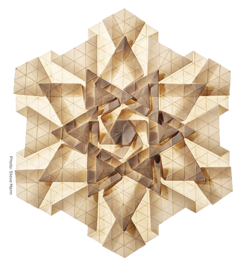 Eric Gjerdes Origami Tessellations Quarto Knows Blog