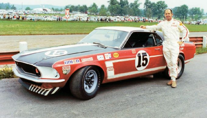 Building the 1969 trans am boss for the track quarto knows blog ford motor company photo mustang boss 302 from racing legend to modern muscle car freerunsca Choice Image