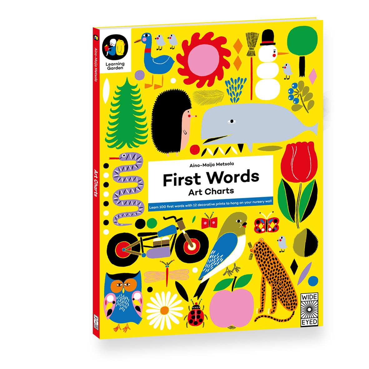 Learning your first words in a vibrant way!